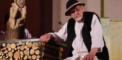 """""""Spowiedź w drewnie"""" Towarzystwa Kultury Teatralnej w Rzeszowie na scenie GOKiCz"""